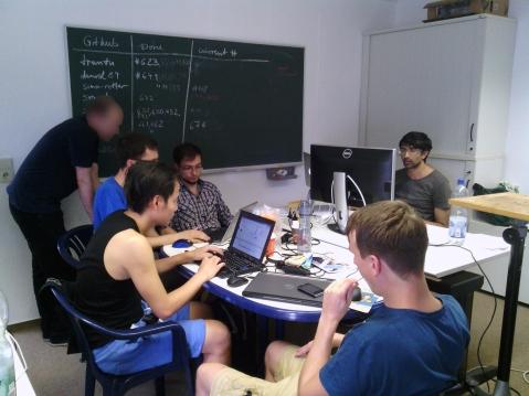 BringBee Studenten Software Projekt