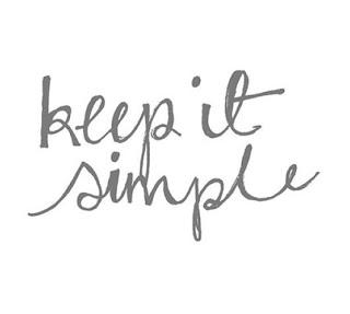 Einfach leben