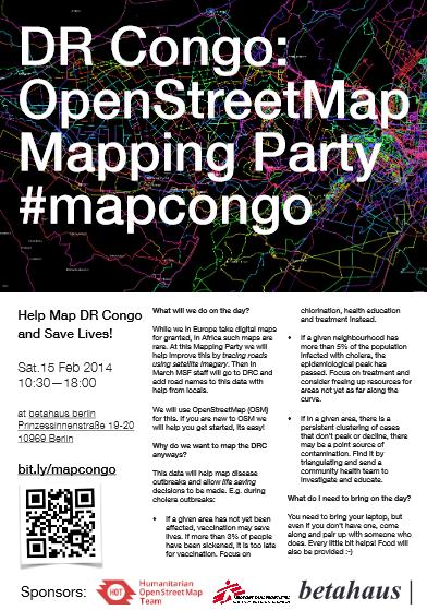 mapcongo